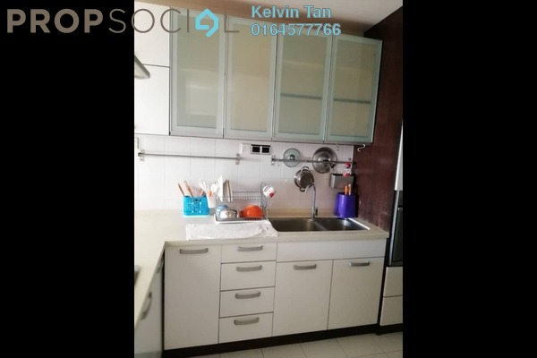For Rent Condominium at Plaza Ivory, Bukit Gambier Freehold Fully Furnished 2R/2B 1.5k