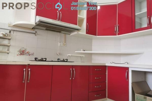 For Sale Apartment at Desa Tanjung, Tanjung Tokong Freehold Semi Furnished 3R/2B 650k