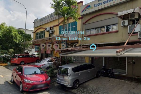 Factory For Sale in Taman Perindustrian OUG, Old Klang Road Freehold Unfurnished 0R/1B 1.4m