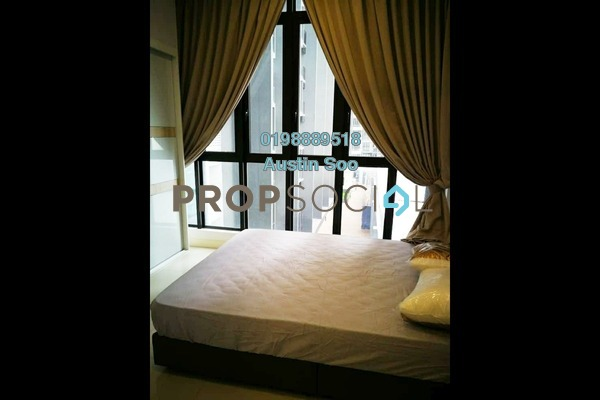 Condominium For Sale in D'Pristine, Medini Freehold Fully Furnished 2R/2B 620k