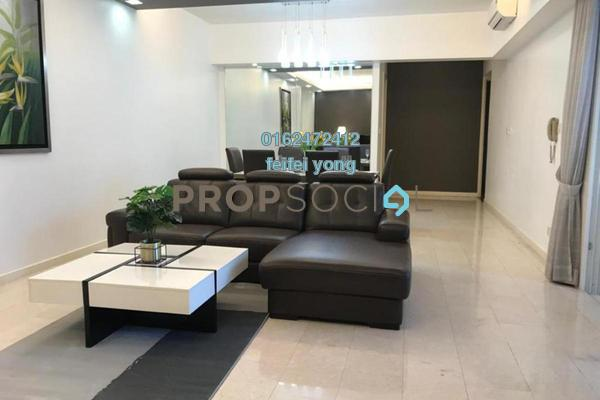 For Rent Condominium at Kiaraville, Mont Kiara Freehold Fully Furnished 3R/3B 6.2k
