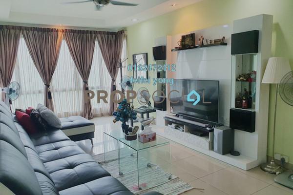 Condominium For Sale in Aston Kiara 3, Mont Kiara Freehold Fully Furnished 3R/3B 700k
