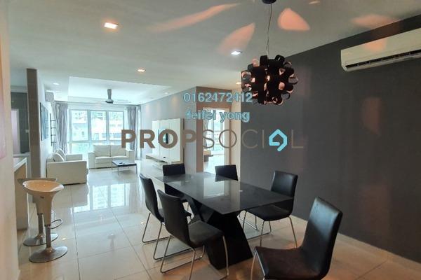 Condominium For Sale in Aston Kiara 3, Mont Kiara Freehold Fully Furnished 3R/3B 630k