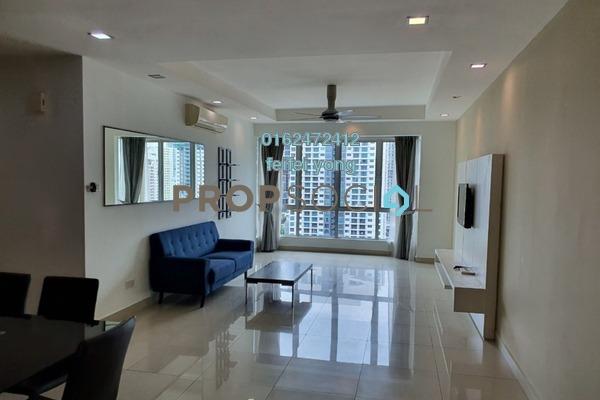 Condominium For Sale in Aston Kiara 3, Mont Kiara Freehold Fully Furnished 3R/3B 620k