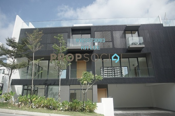 Villa For Rent in Empire Residence, Damansara Perdana Freehold Fully Furnished 5R/6B 7.5k
