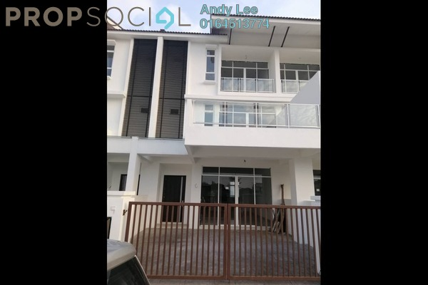 For Sale Terrace at Aston Villa, Bukit Mertajam Freehold Unfurnished 7R/6B 640k