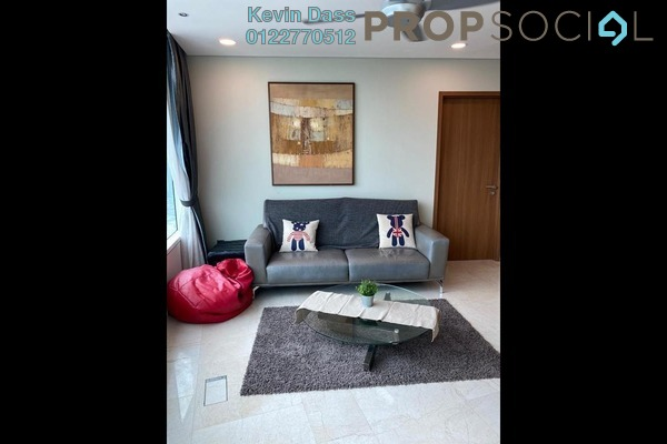 For Rent Serviced Residence at Vortex Suites & Residences, KLCC Freehold Fully Furnished 2R/2B 3.3k