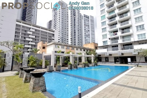For Rent Condominium at Ken Damansara III, Petaling Jaya Freehold Fully Furnished 3R/2B 1.9k