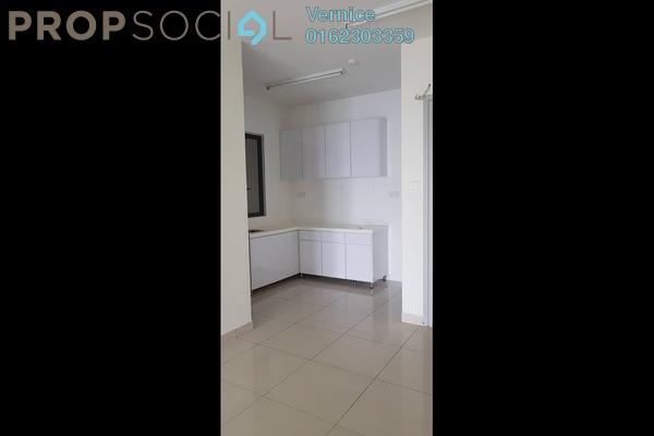 Condominium For Rent in Lido Residency, Bandar Sri Permaisuri Freehold Semi Furnished 2R/2B 1.6k