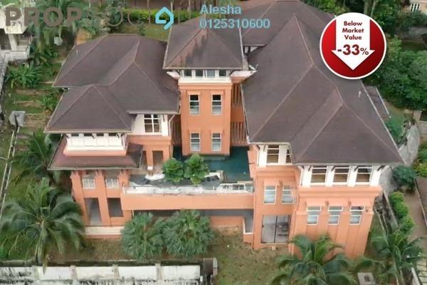 Bungalow For Sale in Bukit Bangsar, Bangsar Freehold Unfurnished 6R/7B 8m