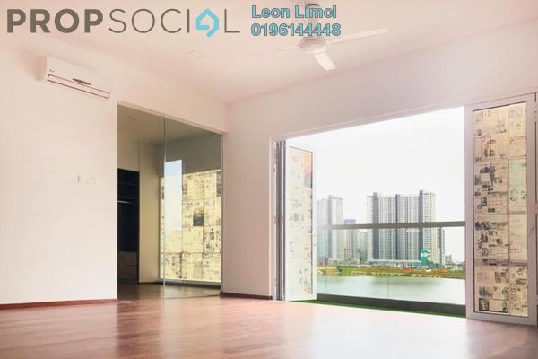 Bungalow For Rent in LakeFront Villa, Cyberjaya Freehold Semi Furnished 6R/7B 10k