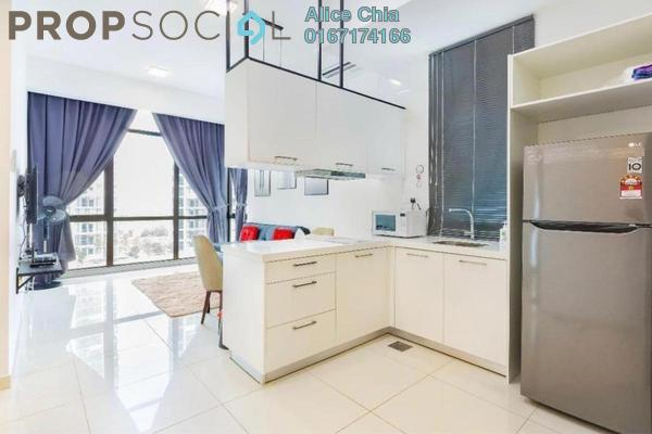 Condominium For Rent in Marina Cove, Johor Bahru Freehold Fully Furnished 1R/1B 1.3k