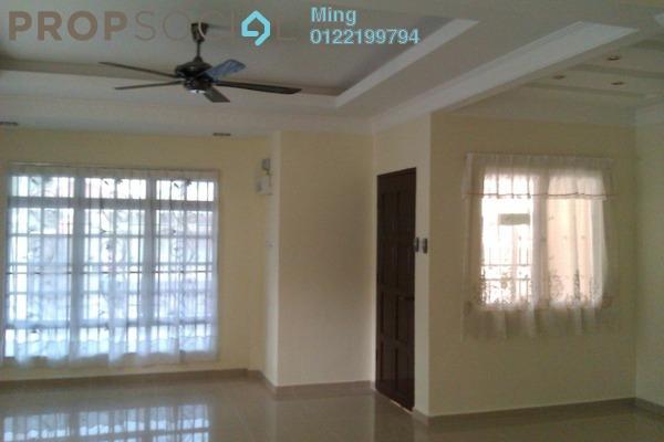 Terrace For Rent in Templer Saujana, Templer's Park Freehold Unfurnished 4R/3B 1.8k