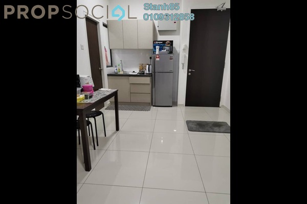 Condominium For Sale in Seasons Garden Residences, Wangsa Maju Freehold Semi Furnished 3R/2B 458k