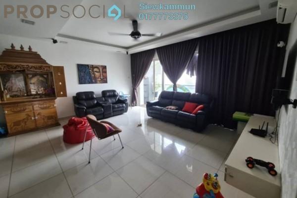 For Sale Condominium at Damansara Foresta, Bandar Sri Damansara Freehold Semi Furnished 4R/3B 850k