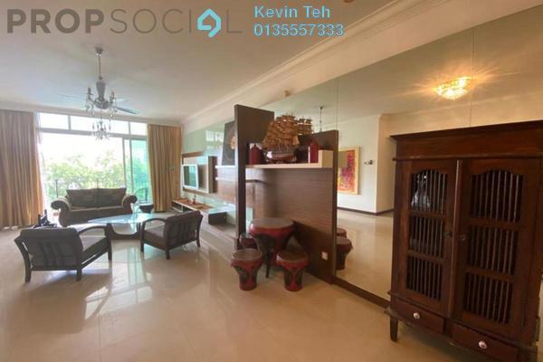 For Rent Condominium at La Grande Kiara, Mont Kiara Freehold Fully Furnished 3R/3B 4.3k