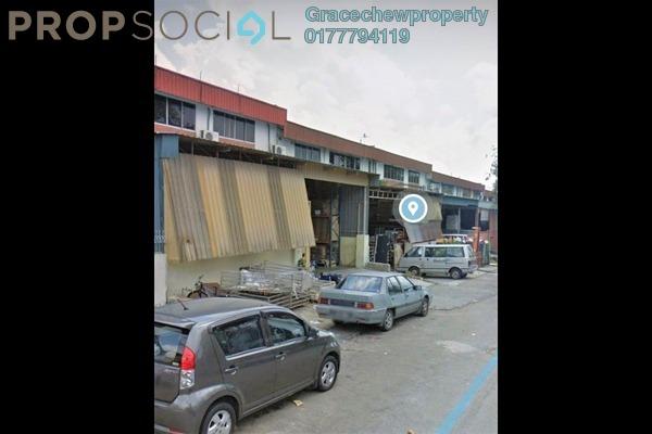 Factory For Sale in Taman Perindustrian Cemerlang, Ulu Tiram Freehold Semi Furnished 0R/0B 1m