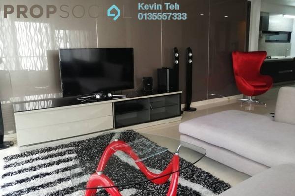 Condominium For Rent in Lumina Kiara, Mont Kiara Freehold Fully Furnished 3R/3B 4.3k