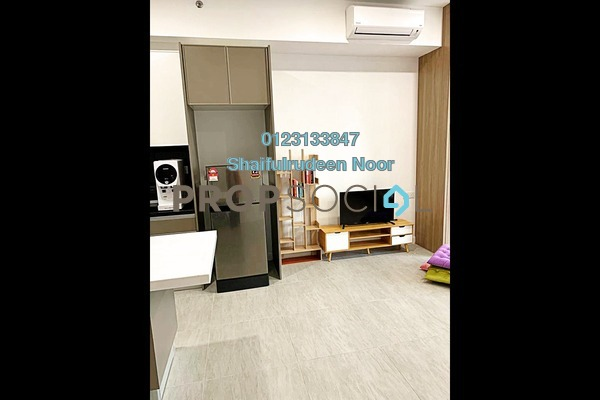 Condominium For Rent in Bell Suites, Sunsuria City Freehold Fully Furnished 1R/1B 1.5k