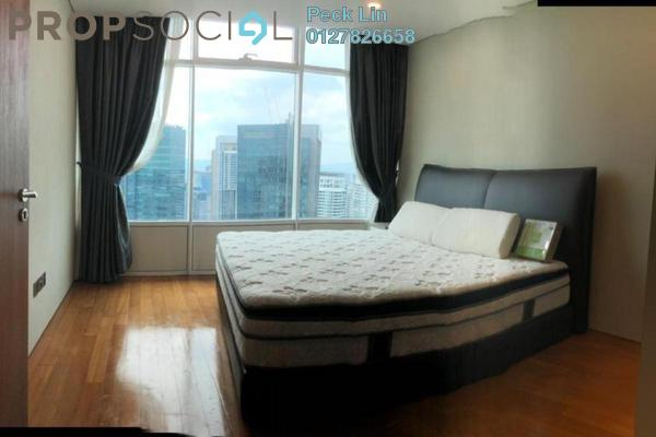 Serviced Residence For Rent in Vortex Suites & Residences, KLCC Freehold Fully Furnished 2R/2B 3.5k