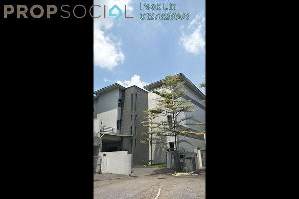 Bungalow For Sale in Taman Seputeh, Seputeh Leasehold Semi Furnished 5R/5B 5.8m
