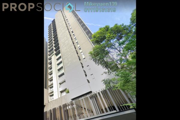 Condominium For Sale in Baiduri Apartment, Desa Pandan Freehold Fully Furnished 2R/2B 850k