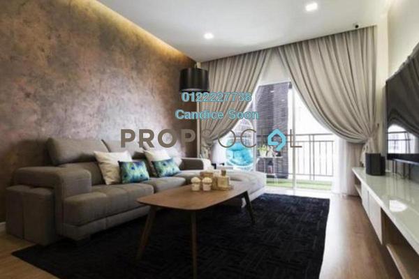 Condominium For Sale in Kondominium 8, Ampang Hilir Freehold Fully Furnished 4R/2B 380k