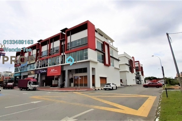 Shop For Sale in Taman Banting Baru, Banting Freehold Unfurnished 0R/0B 1.89m