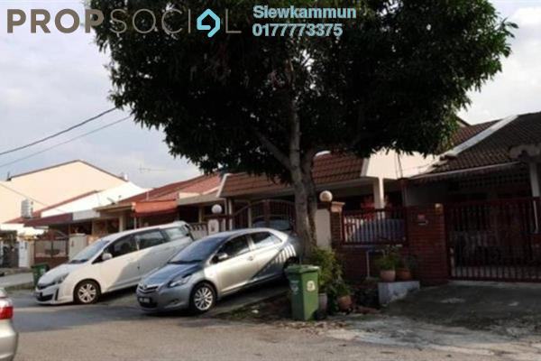 Terrace For Rent in Jalan Kluang, Ayer Hitam Freehold Unfurnished 3R/2B 1.25k