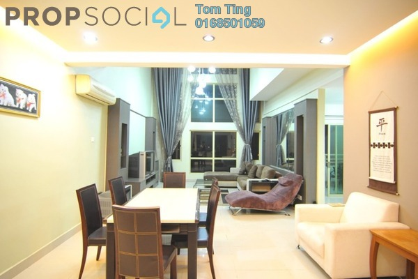 Condominium For Rent in East Lake Residence, Seri Kembangan Freehold Fully Furnished 4R/4B 3.2k