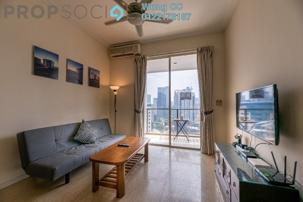 For Rent Condominium at 231 TR, KLCC Freehold Fully Furnished 3R/2B 2.4k