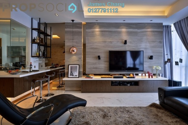 Condominium For Rent in myHabitat, KLCC Freehold Fully Furnished 3R/2B 4k