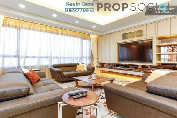 For Rent Serviced Residence at The CapSquare Residences, Dang Wangi Freehold Fully Furnished 6R/6B 7.5k