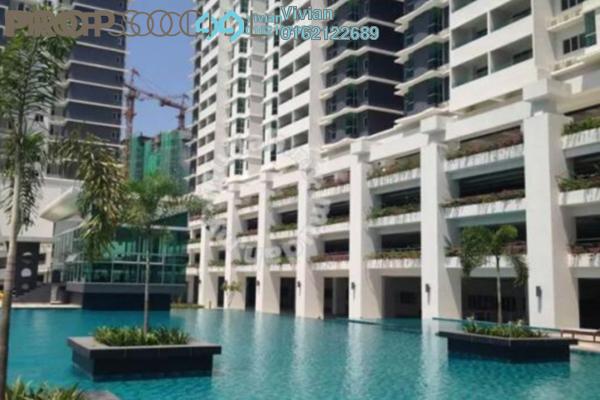 Condominium For Sale in Kiara Residence 2, Bukit Jalil Leasehold Semi Furnished 3R/2B 598k