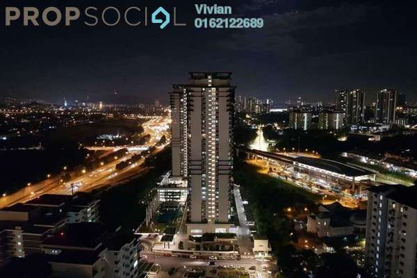 Condominium For Sale in Kiara Residence 2, Bukit Jalil Freehold Unfurnished 3R/2B 580k