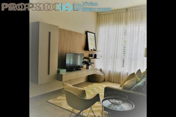 Terrace For Sale in Bluwater Estate, Seri Kembangan Leasehold Fully Furnished 4R/5B 950k