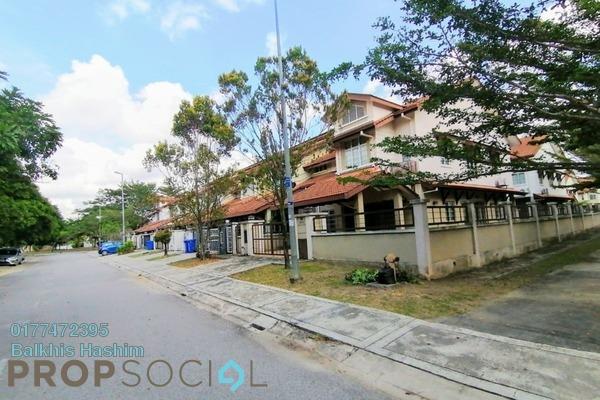 Terrace For Sale in Alstonia, Denai Alam Freehold Semi Furnished 4R/4B 720k