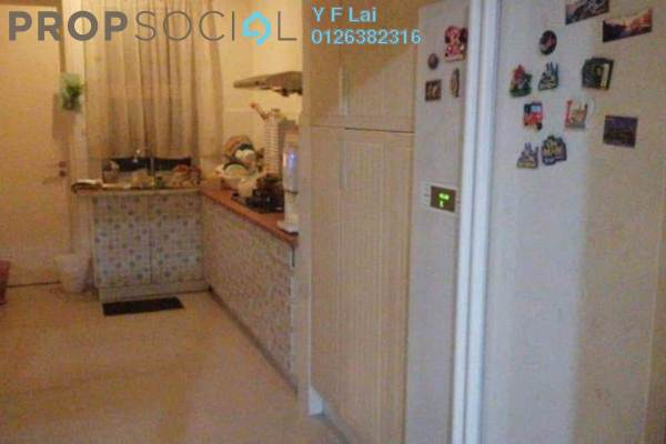 Terrace For Sale in Mutiara Hill, Mutiara Damansara Freehold Semi Furnished 4R/3B 1.78m