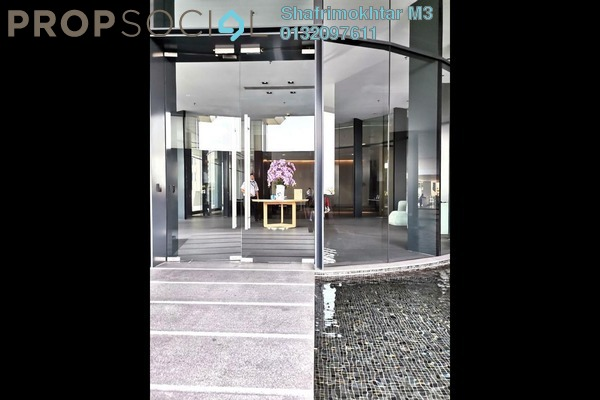 Serviced Residence For Sale in Clearwater Residence, Damansara Heights Freehold Semi Furnished 4R/6B 3m