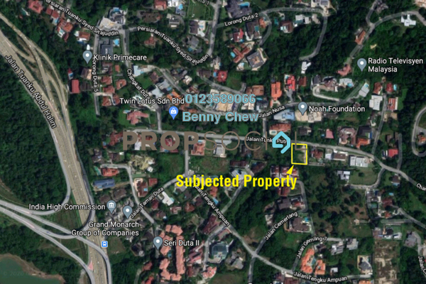 Land For Sale in Kenny Vale, Kenny Hills Freehold Unfurnished 0R/0B 5.5m