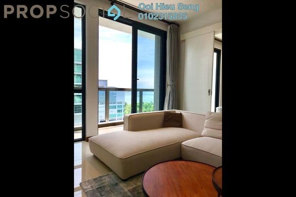 For Sale Condominium at Jesselton Residences, Kota Kinabalu Leasehold Fully Furnished 3R/3B 1.79m