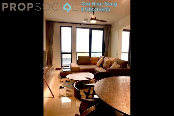 For Rent Condominium at Jesselton Residences, Kota Kinabalu Freehold Fully Furnished 3R/3B 5.2k