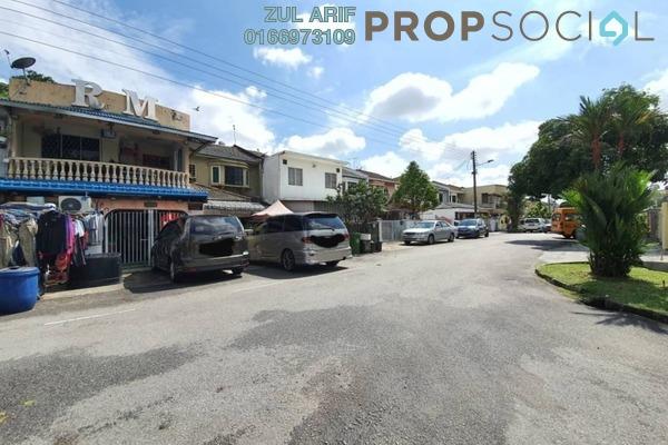 Terrace For Sale in Pandan Height, Pandan Perdana Freehold Semi Furnished 4R/3B 590k