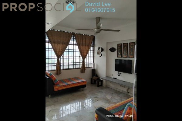 Apartment For Rent in Majestic Heights, Paya Terubong Freehold Fully Furnished 3R/1B 680translationmissing:en.pricing.unit