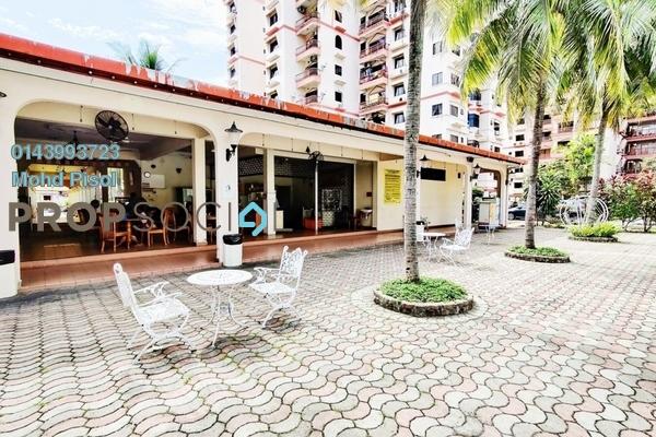 Condominium For Sale in Sri Manja Court, PJ South Freehold Semi Furnished 3R/2B 438k