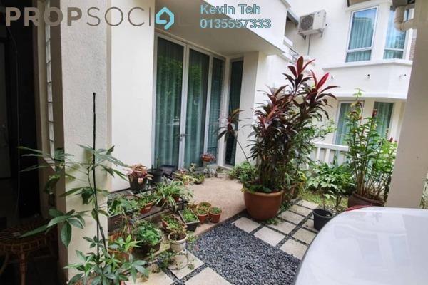 Terrace For Rent in Villa Aseana, Mont Kiara Freehold Semi Furnished 5R/6B 7.5k