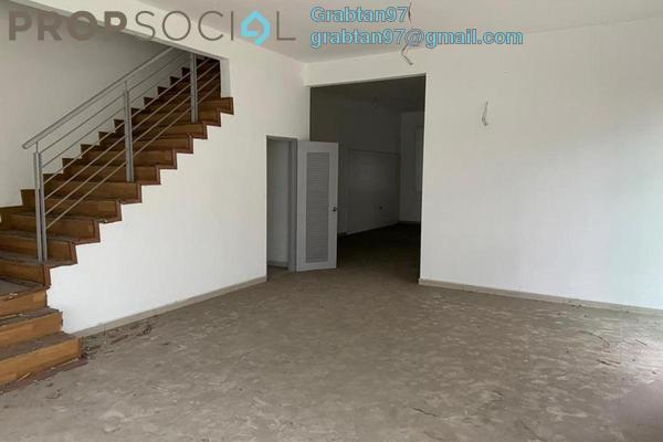 Semi-Detached For Sale in Canary Garden, Bandar Bestari Freehold Unfurnished 4R/4B 880k
