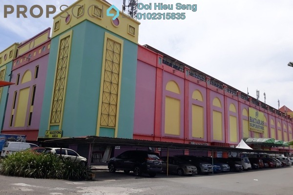 For Sale Office at Central Shopping Plaza, Kota Kinabalu Leasehold Unfurnished 0R/0B 190k