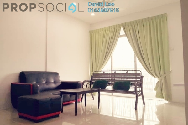 For Sale Condominium at The Peak Residences, Tanjung Tokong Freehold Fully Furnished 3R/2B 539k