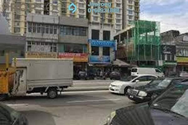 For Rent Shop at Taman Kepong, Kepong Freehold Unfurnished 0R/1B 2.8k